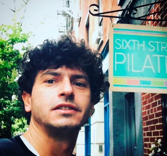 Diário de Viagem – 1º Dia – Novas experiências no universo do Pilates