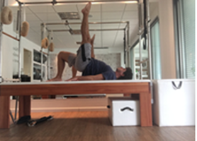 "Texto especial para a ""Quinzena do Shoulder Bridge"" da Página Pilates com Qualidade do Facebook @pilatescomqualidade (insta)  by Felipe Macabeli"