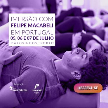 [Imersão] Imersão com Felipe Macabeli em Portugal