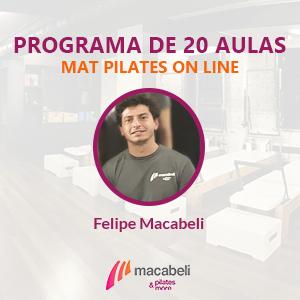 Programa de Aulas de Pilates